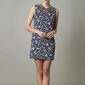 Diane Von Furstenberg Noralie Geo Print Dress Sz 4